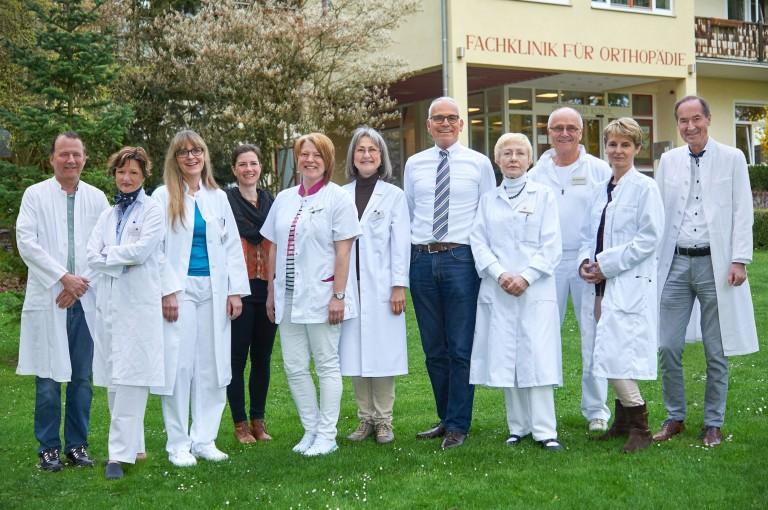 Klinik Ärzteteam